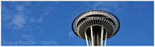 20. Space Needle. Seattle.