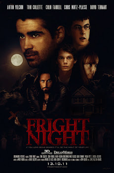 Trailer: 'Fright Night' remake, with Colin Ferrell