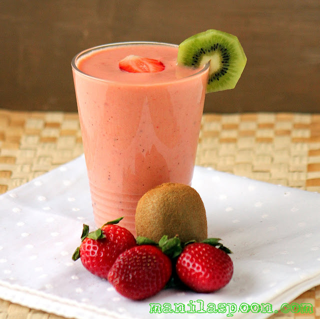 ... strawberry pineapple coconut smoothie strawberry banana coconut