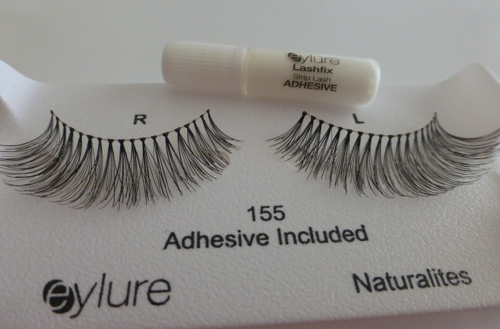 Eylure Lengthening Lashes 155, georgina grogan