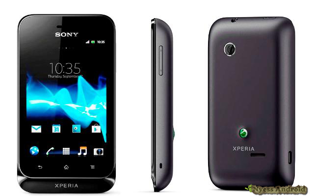 Sony Xperia Tipo / Tipo Dual - Nyess Android