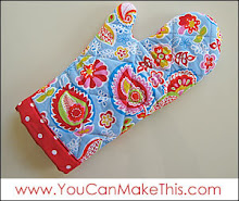 Free!  Oven Mitt Pattern