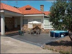 Casa de alquiler en Sada, Chalet de Meirás, La Coruña, Rias Altas, Galicia, casas completas, pisos y apartamentos para alquilar