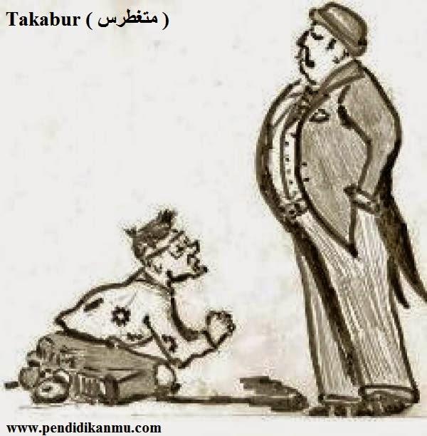 Pengertian Takabur dan Contoh Perilakunya