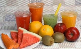 Menu Diet dari Buah-Buahan - Tahukah anda cara baik memulai diet dengan buah-buahan adalah sebuah cara yang berkhasiat
