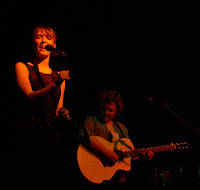 Scots singer Emily Smith copyright kerry dexter