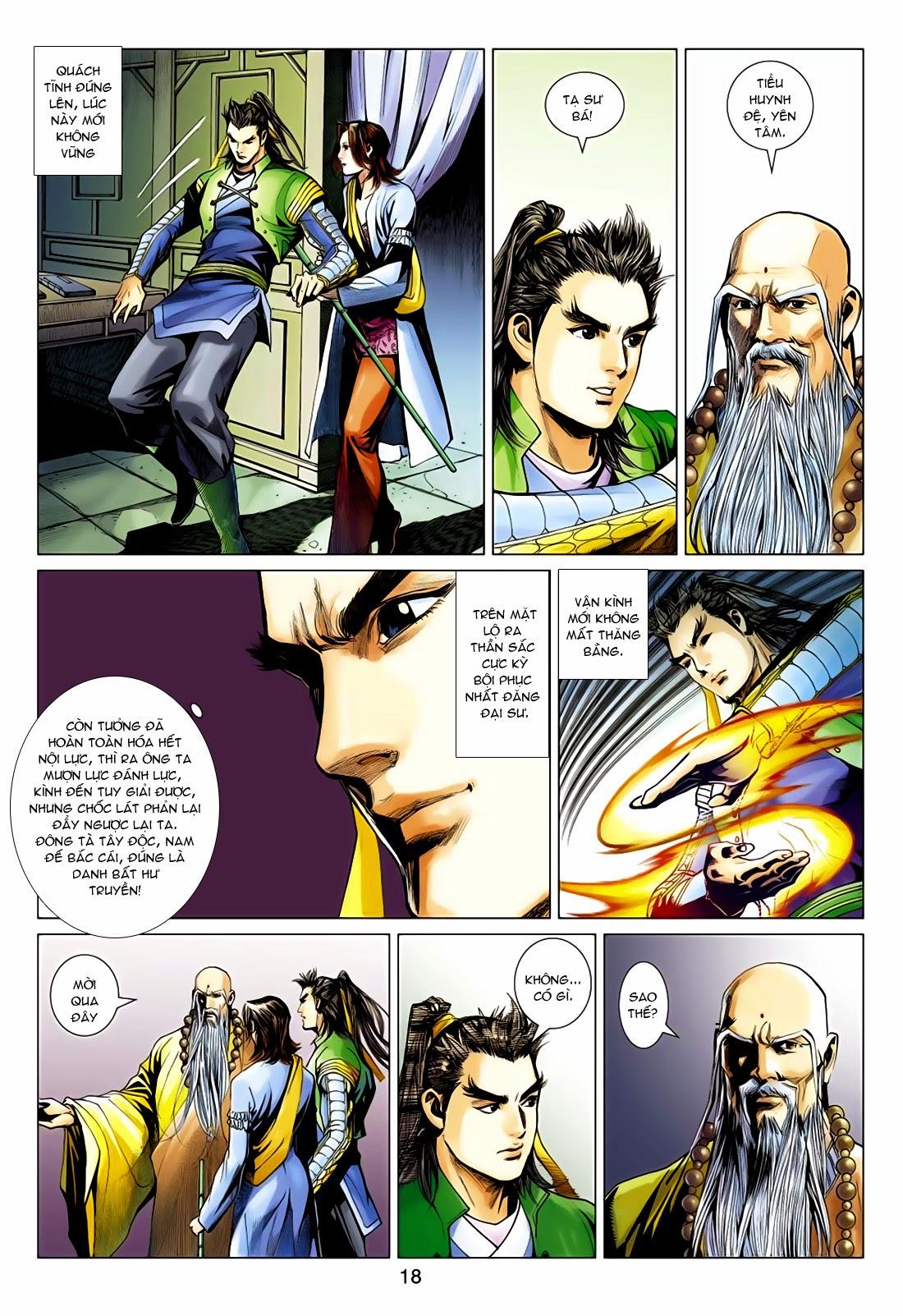 xem truyen moi - Anh Hùng Xạ Điêu - Chapter 73: Nam Đế Nhất Dương Chỉ