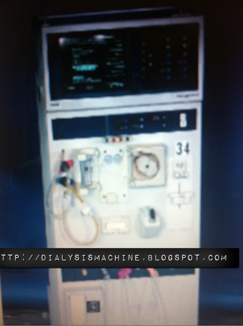 portable dialysis machine cost