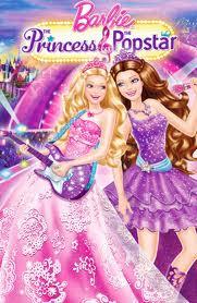 Capa - Barbie A Princesa e a Popstar