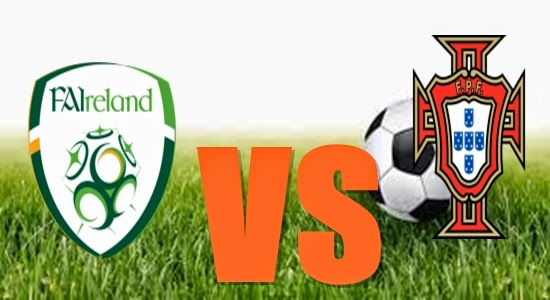 Prediksi Skor Terjitu Irlandia vs Portugal jadwal 11 Juni 2014