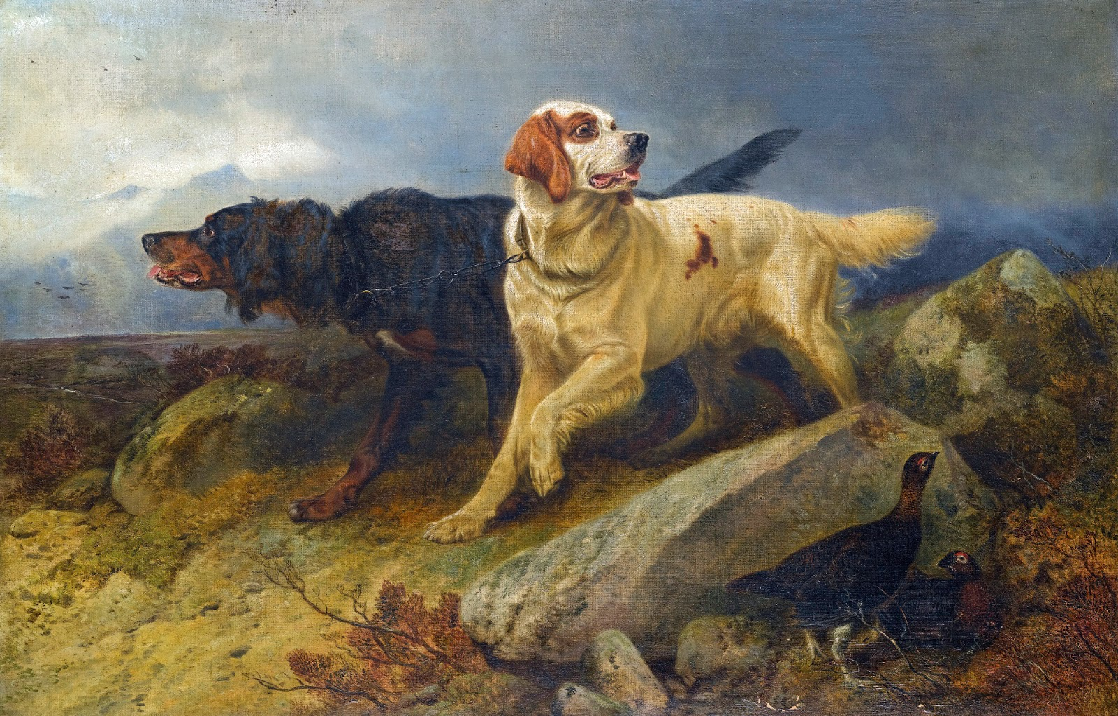 Image result for dog painting