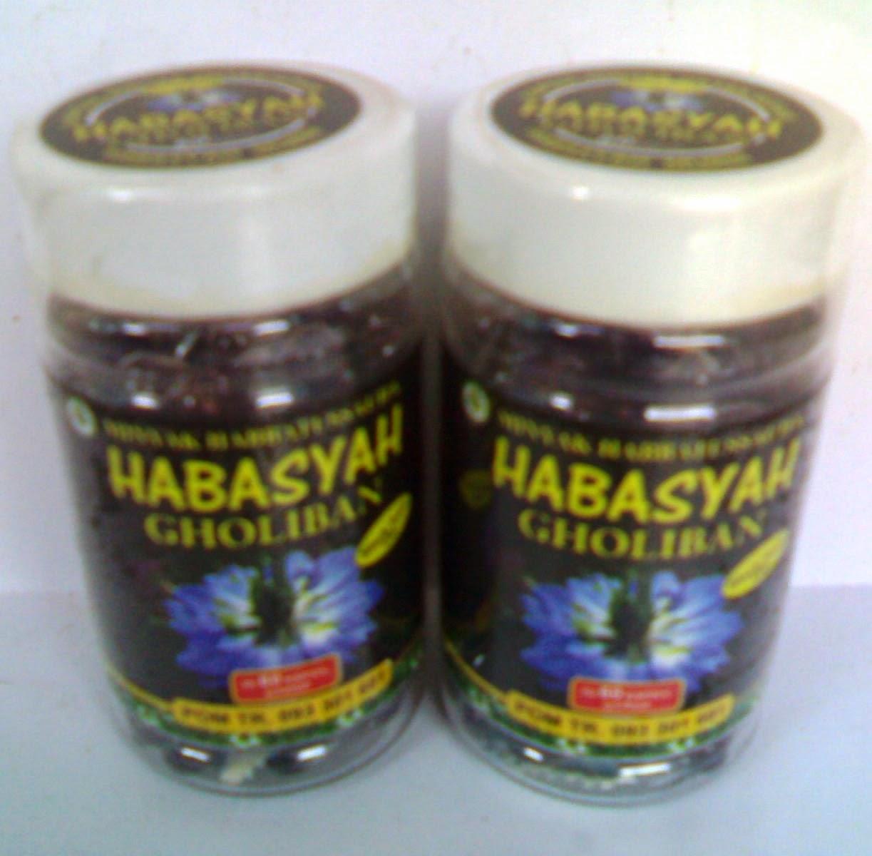 Minyak Habasyah Gholiban 60 Kapsul Andiherbal.com