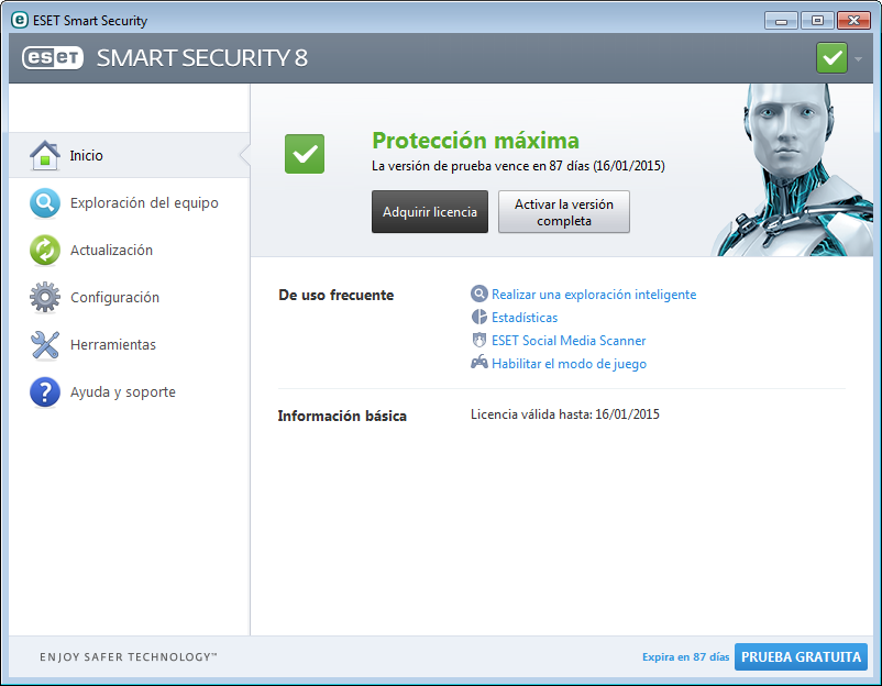 Eset nod32 antivirus v4.2.42.0 final incl keymaker