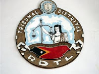 Dili District Court Official Coat of Arms