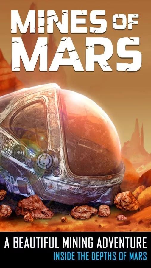 Mines of Mars Scifi Mining RPG v1.0711