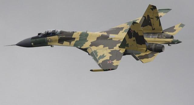 Menhan Ryamizard Akan Bahas Rencana Pembelian Pesawat Tempur Su-35
