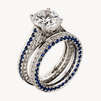 Best Engagement Rings With Pearls And Diamond For Women Pics