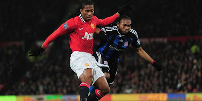 Prediksi Skor Manchester United vs Stoke City 20 Oktober 2012