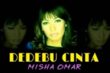chord kunci gitar Dedebu Cinta - Misha Omar