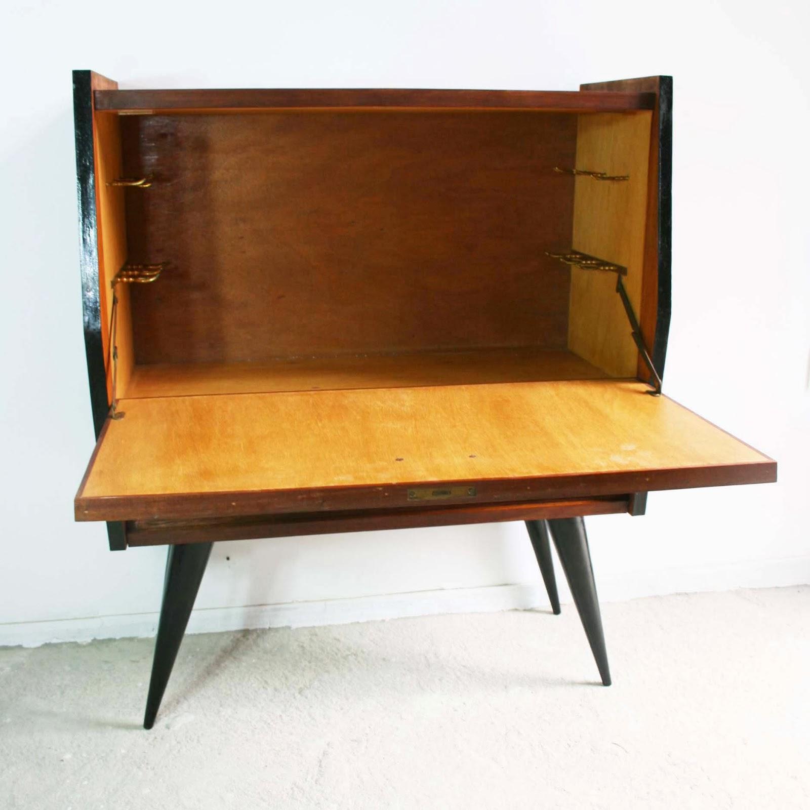 El rastronauta mueble bar a os 60 - Muebles anos 60 ...