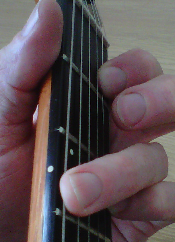 A New Guitar Chord Every Day: Gsus4 Guitar Chord