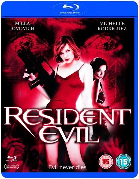 Resident Evil 2002 Dual Audio 720p BRRip 500mb HEVC x265