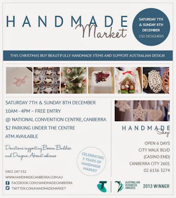 http://www.handmadecanberra.com.au/market/designers-market.html