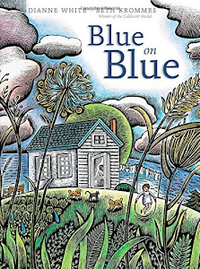 Blue on Blue - Children's Picture Book