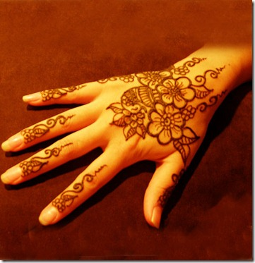 Simple mehndi designs for beginners hot