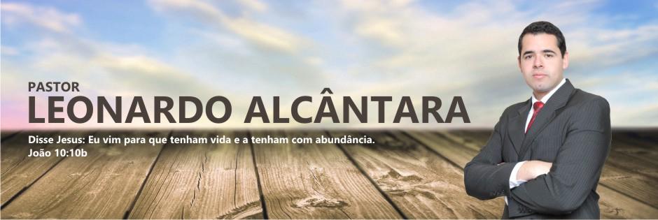 Pastor Leonardo Alcântara