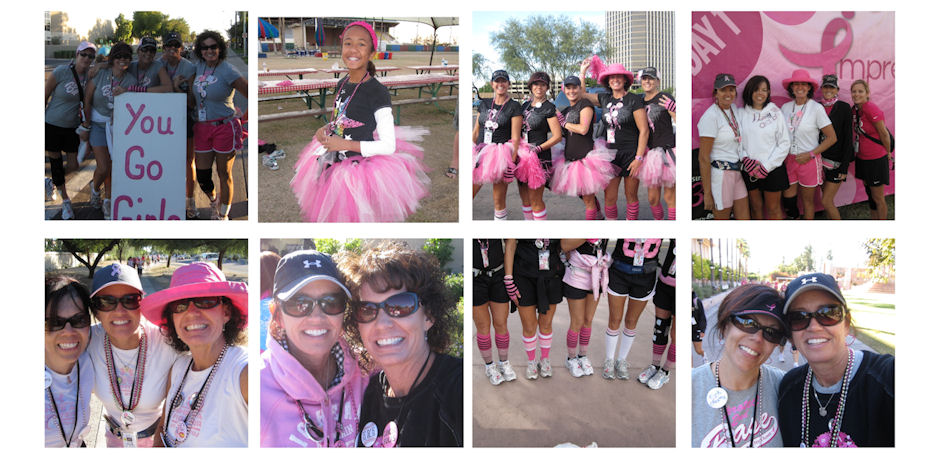 Breast Cancer 3 Day Walk for a Cure Auction