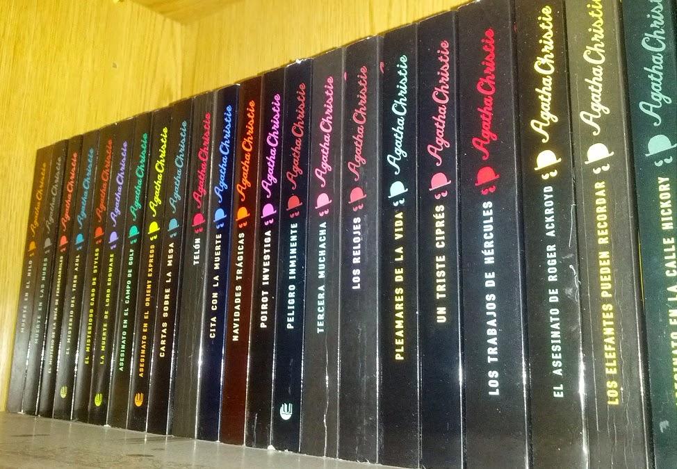 Libros Hércules Poirot