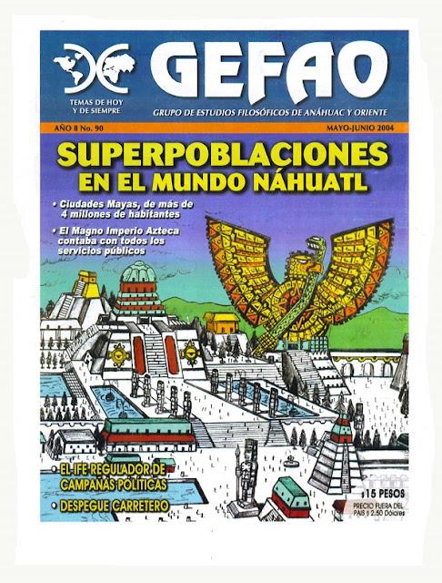 RevistaGefao Superpoblaciones en el mundo Nahuatl