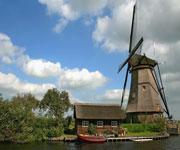 Mill Network at Kinderdijk-Elshout