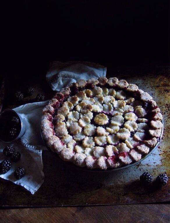 Lady Macbeth blackberry pie   une gamine dans la cuisine