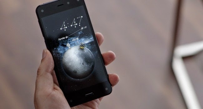 Amazon Fire Phone coming out