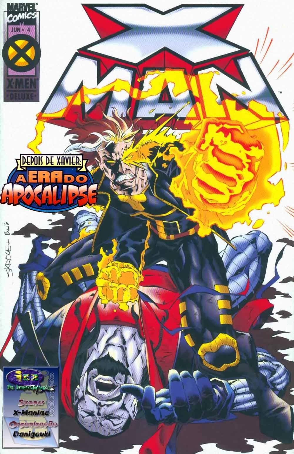X-Men - A Era do Apocalipse #41