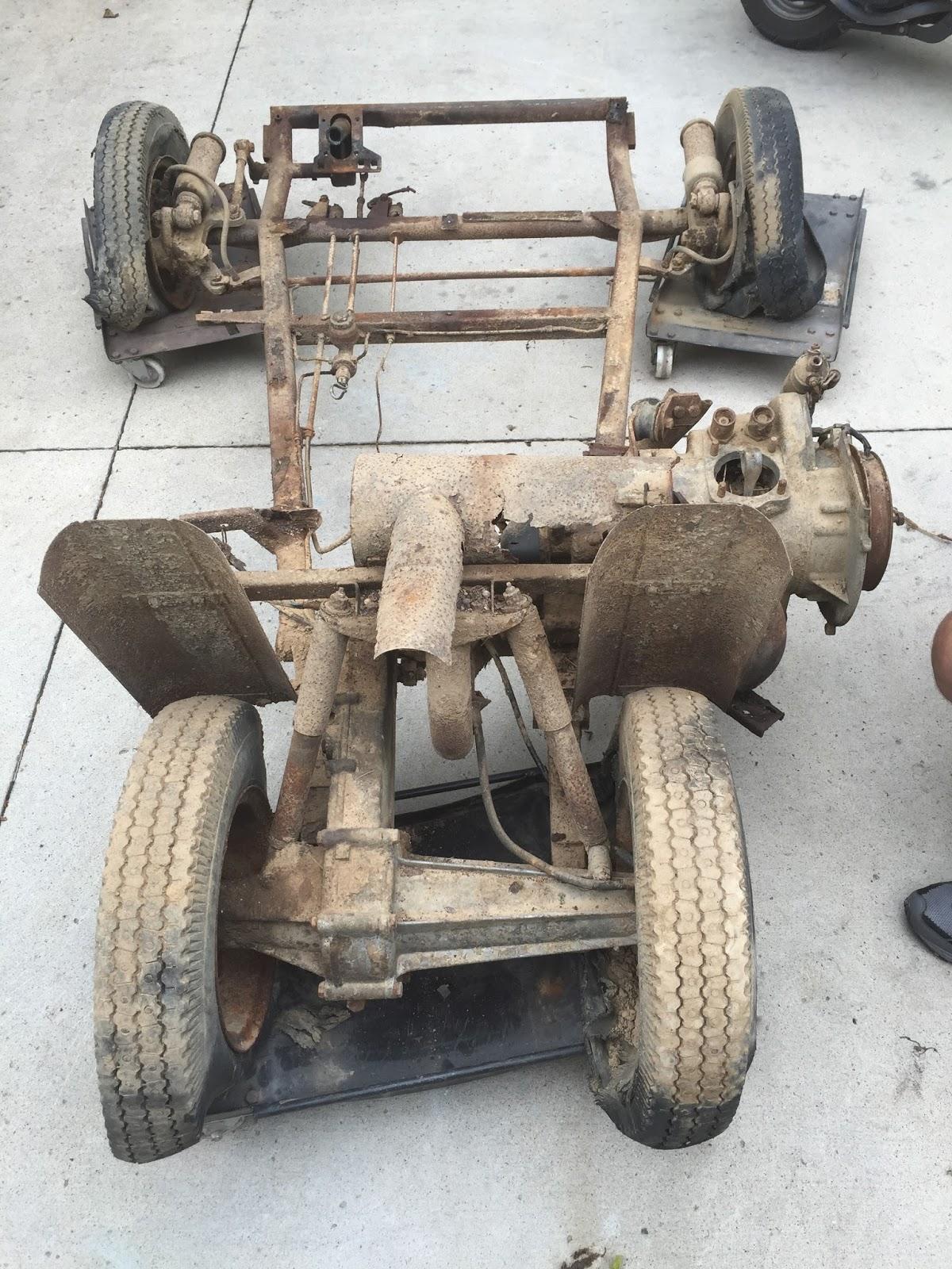 Bmw Isetta Bubble Window Restoration Blog October 2015