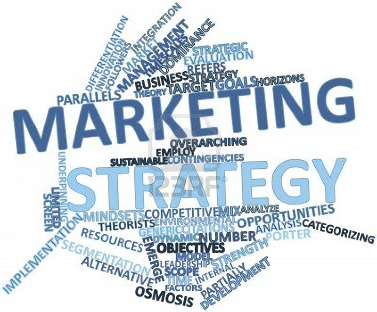 marketing strategy for a new company essay