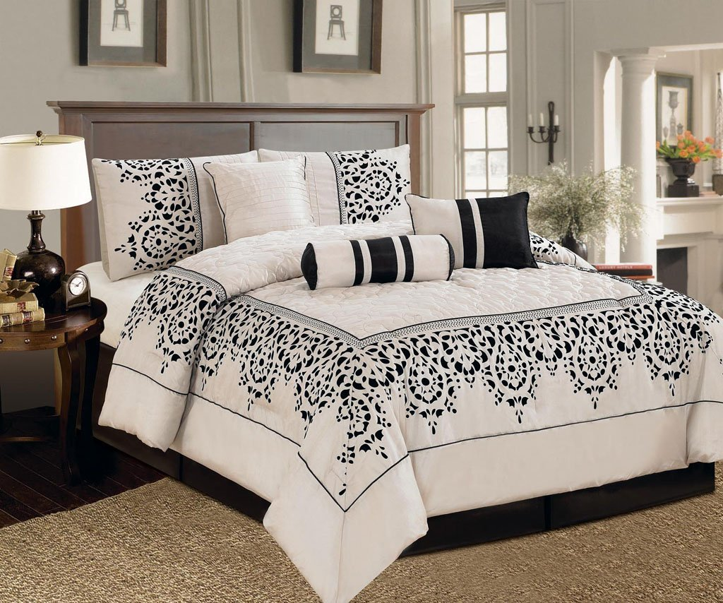 comforter elegante silk bedding ivory awesome sets wayfair love you faux ll luxury cream