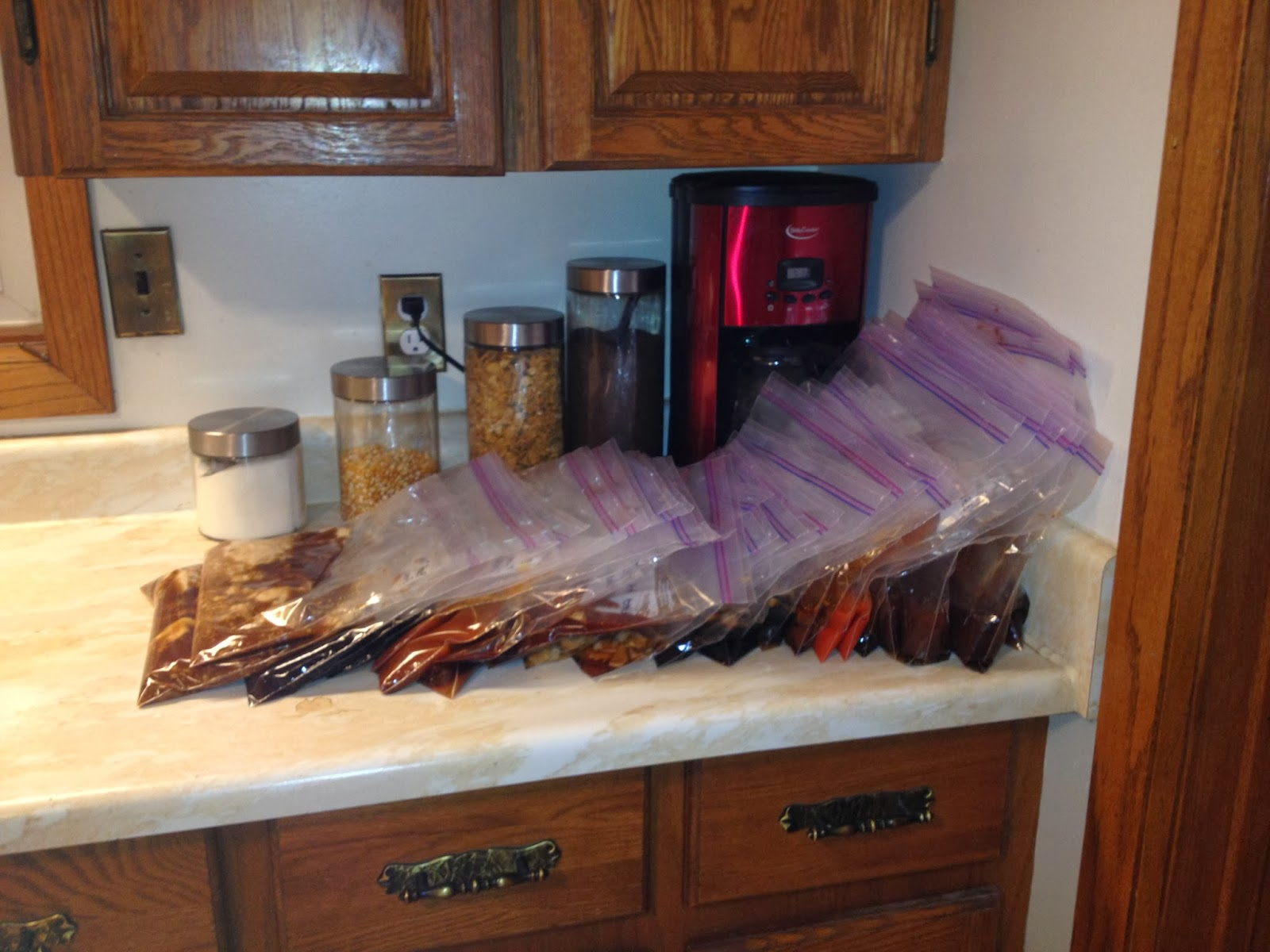 crockpot cooking, crockpot freezer cooking, prepare marinades before you freeze meat