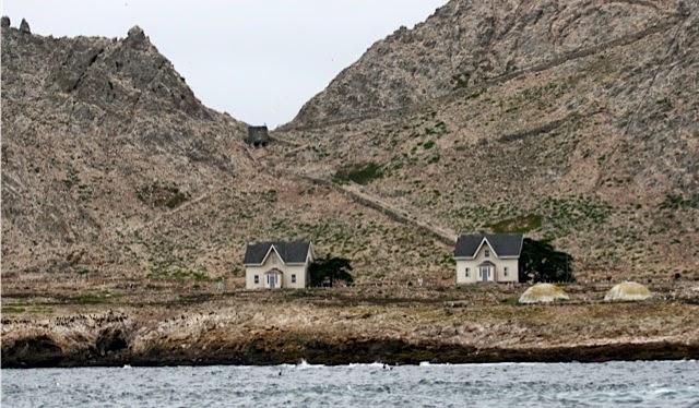Farallon Island research station