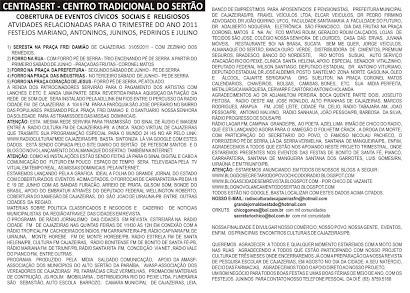 PANFLETO DA CAMPANHA  REDE FISICA DA RADIO CIDADE A CAPEAL SAO JOSE PARA AS MISSAS AOS DOMINGOS