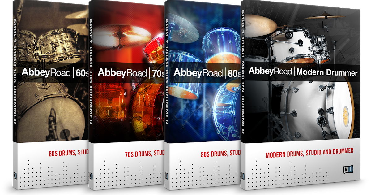 abbey road modern drums