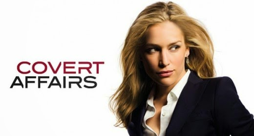 Covert Affairs - False Skorpion - Review