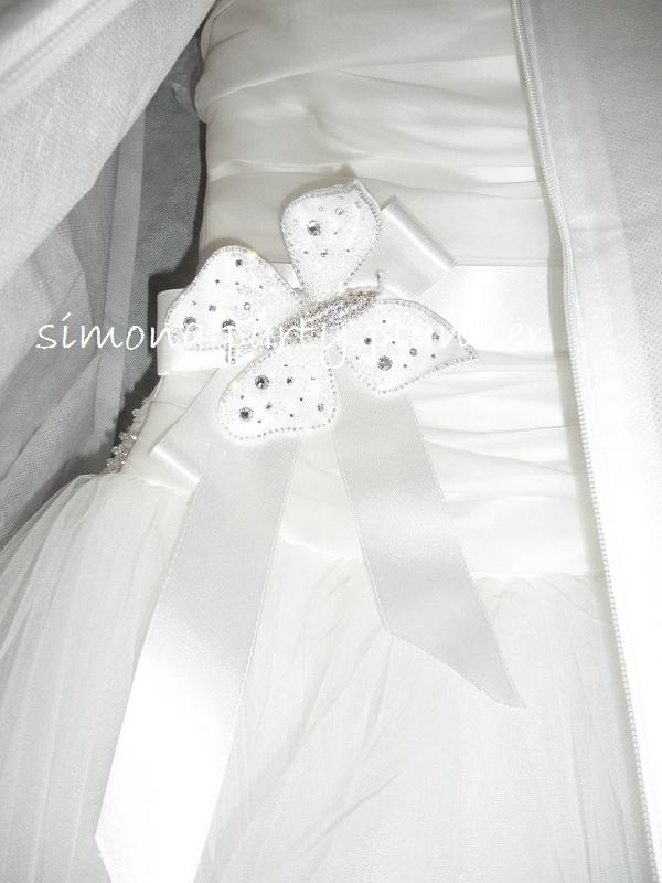 Simona Party Planner GREEN TEA WEDDING DRESS Filippo Serena