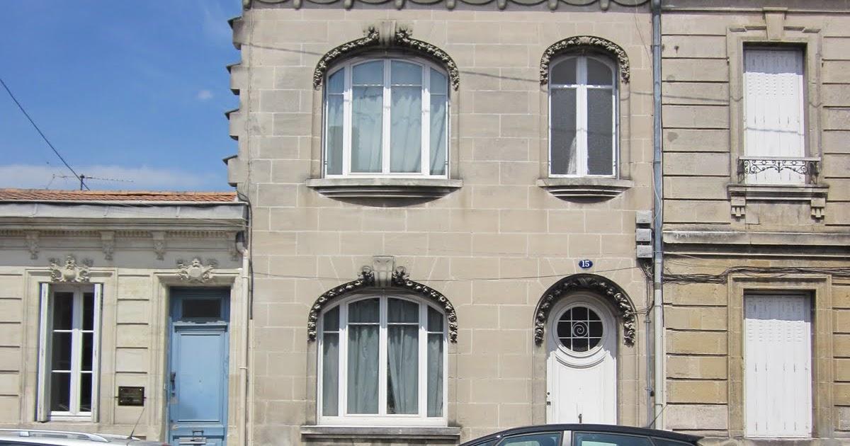 Alexandre prout architecte r habilitation d 39 une maison de ville bordeaux - Maison de ville bordeaux ...