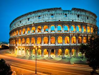 Coliseo Romano, Viajar, Visitar, Roma, Italia