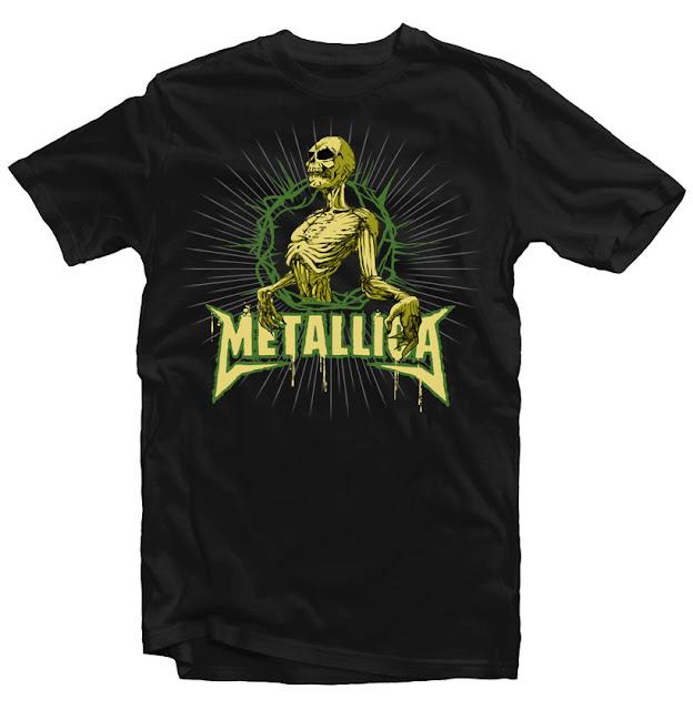 dtg designs metallica