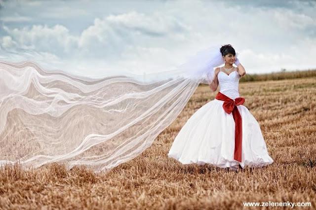 Красуня наречена фото Юри Зелененького, Україна
